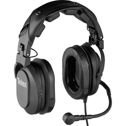 Telex HR-2R - Dual Sided Headset with A4M Connector