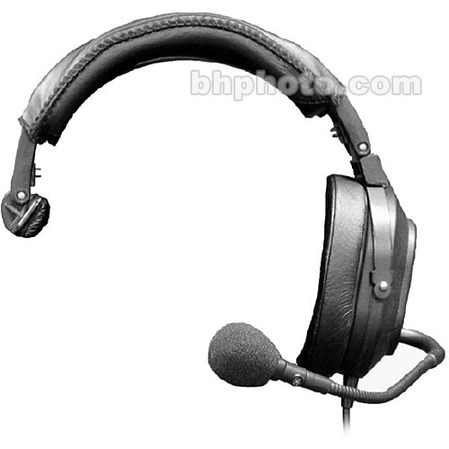 Telex HR-1PT- Single-Muff Medium-Weight Communications Headset