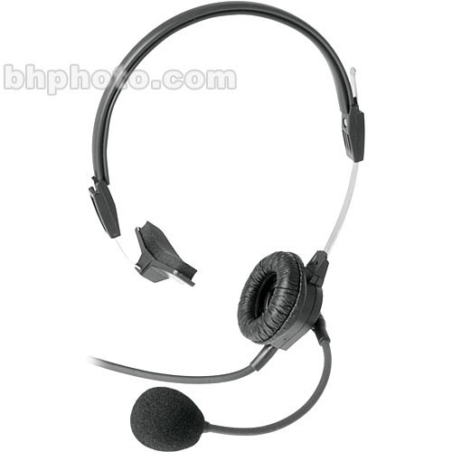Telex PH-88E - Lightweight Single Sided Intercom Headset