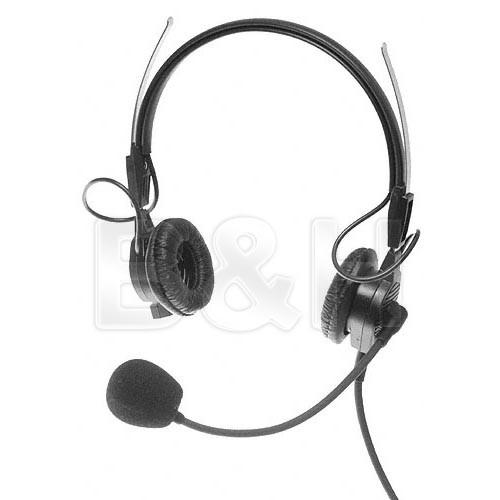 Telex PH44 - Lightweight Dual Headset for RTS
