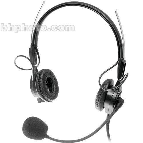Telex PH44R5 - Lightweight Binaural Headset for RTS