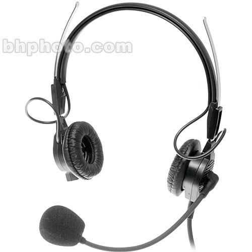 Telex PH44PT - Lightweight Dual Headset for RTS