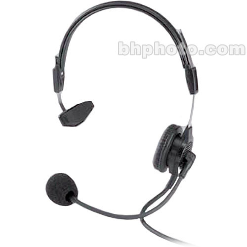 Telex PH-8S - Single-Sided Camera Intercom Headset for Sony Cameras