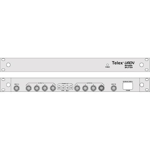 Telex UAD-4 Antenna Combiner / Splitter System (600-780MHz)