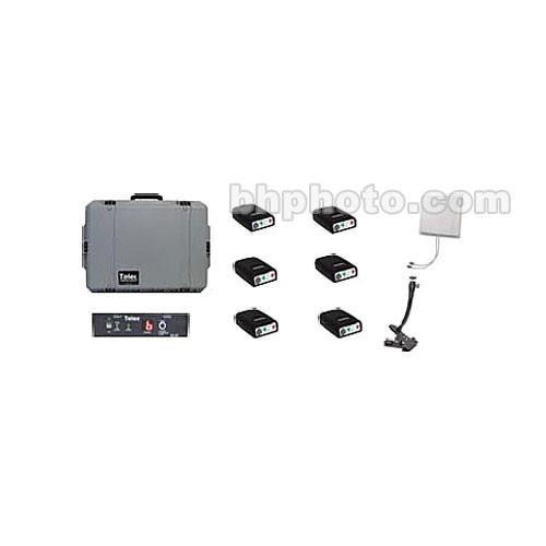 Telex Legacy 6 - 6-User Full-Duplex Wireless Intercom System