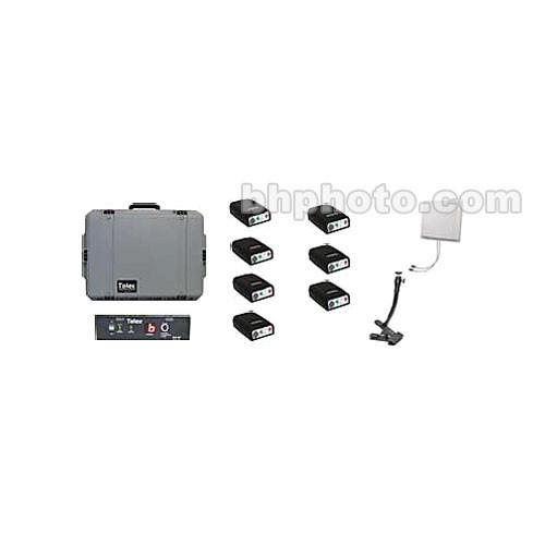 Telex Legacy 7 - 7-User Full-Duplex Wireless Intercom System