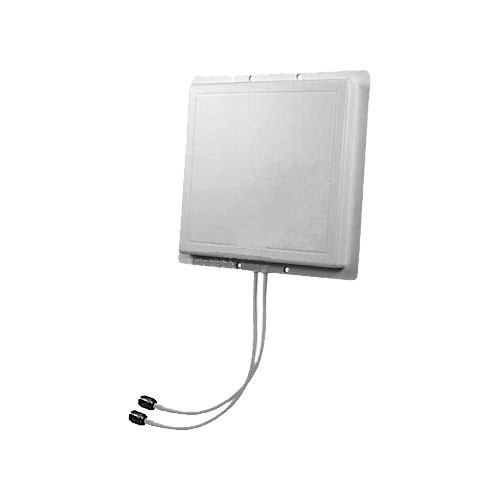 Telex ANT-FP - Dual-Element Flat Panel Directional Antenna with Dual TNC Connectors