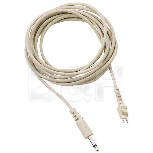 "Telex CMT-98 5' (1.5m) Headphone Cable (1/8"" Straight)"