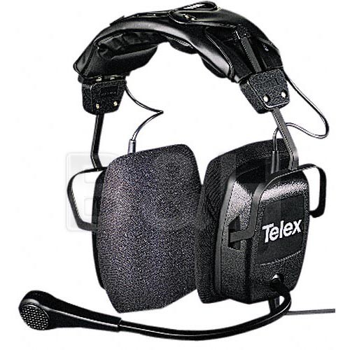 Telex PH-2PT - Full Cushion Dual-Sided Headset