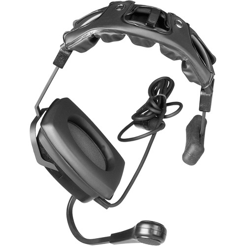 Telex PH-1R5 - Full Cushion Single-Sided RTS Headset