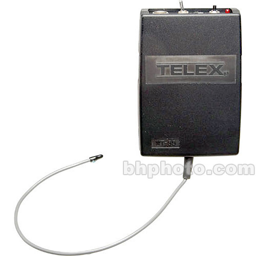 Telex WT-55 Belt Pack Transmitter (065)