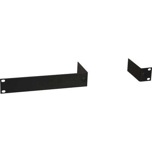 Telex 71081001RM-S Single Rackmount Kit for 1/2U Wireless Components