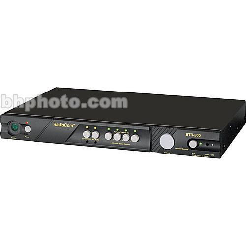 Telex BTR-300 - VHF Wireless Intercom Base Station - 710A