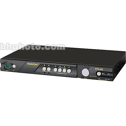 Telex BTR-300 - VHF Wireless Intercom Base Station - 711B