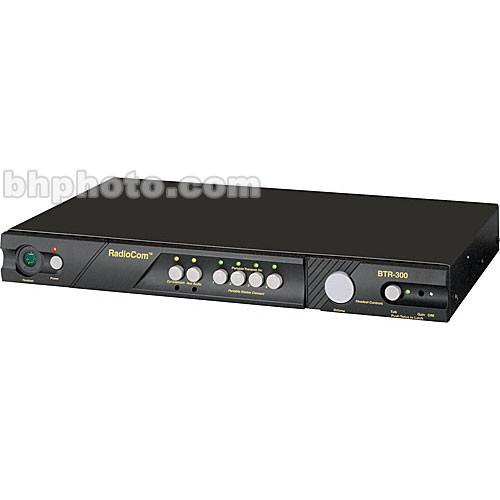 Telex BTR-300 - VHF Wireless Intercom Base Station - 712B