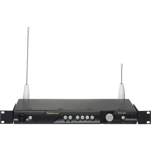 Telex BTR-300 - VHF Wireless Intercom Base Station - 812A