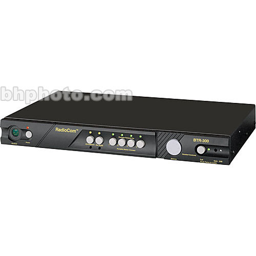 Telex BTR-300 - VHF Wireless Intercom Base Station - 813A