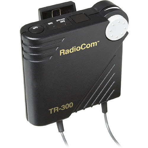 Telex TR-300 VHF Wireless Transceiver with A4M Headset Jack (#1