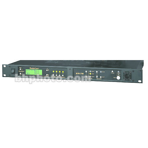 Telex BTR-700 - Single Channel Wireless Base Station w/A4M Connector - A2