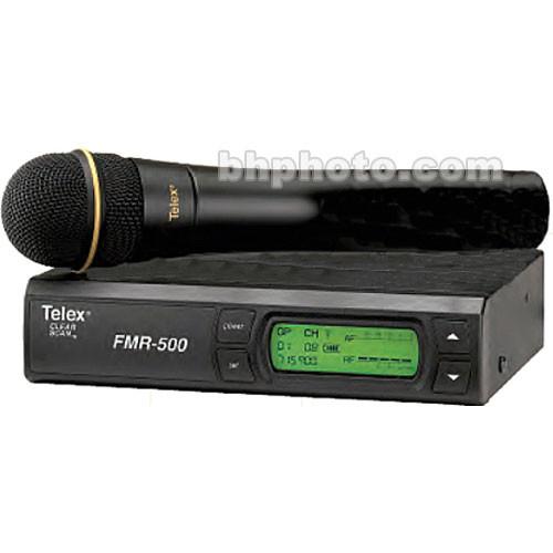 Telex FMR-500 Wireless Handheld Microphone System (Band G)