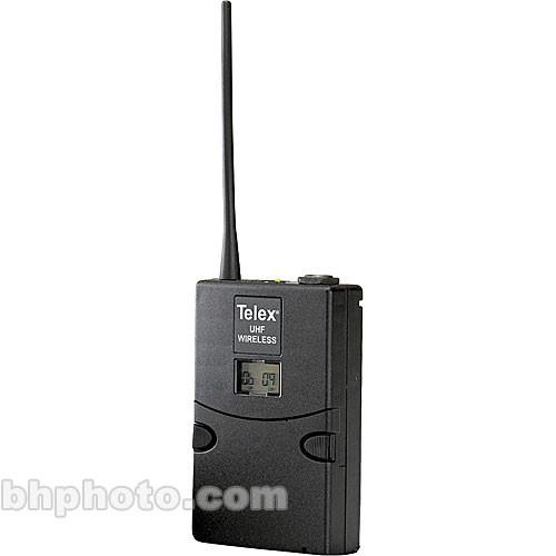 Telex WT-500 Belt-Pack Transmitter (Band A: 648 - 676 MHz)