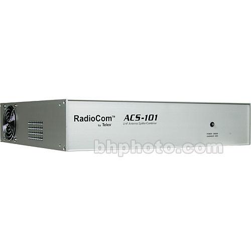 Telex ACS-101 - Broadband UHF Antenna Combiner/Splitter (120V, US)