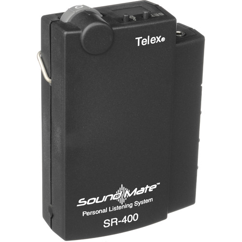 Telex SR-400 16-Channel Assistive Listening Receiver