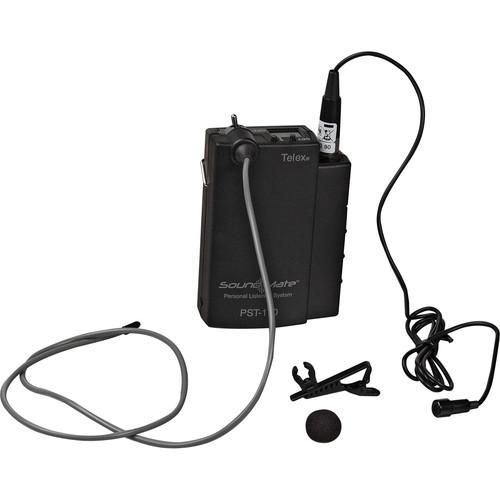 Telex PST-170 - Portable Beltpack Transmitter