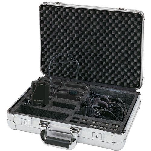 Telex SMP-2 - Soundmate Portable Wireless System - Channel O