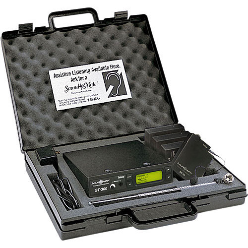 Telex SM-2 - Personal Listening System - O