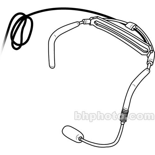 Telex WPHS-746 Head-worn Condenser Microphone