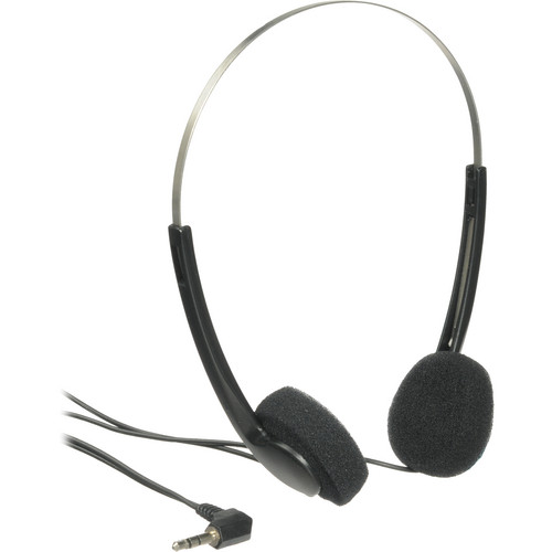 Telex HED-1 Ultra-Lightweight Collapsible Headphones