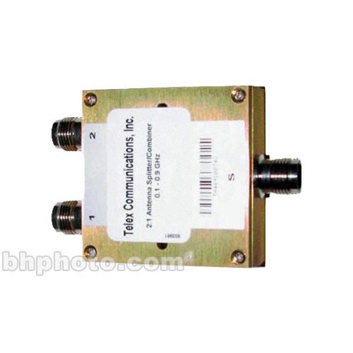 Telex APS-1 - 2-to-1 Amplified Broadband UHF Antenna Combiner/Splitter