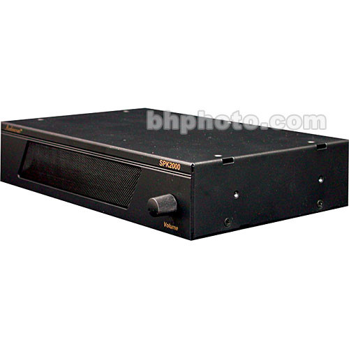 Telex SPK-2000 - Rackmount Self-Powered Speaker