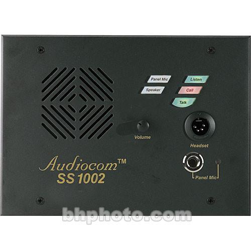 Telex SS-1002 - Single-Channel Intercom Speaker Station