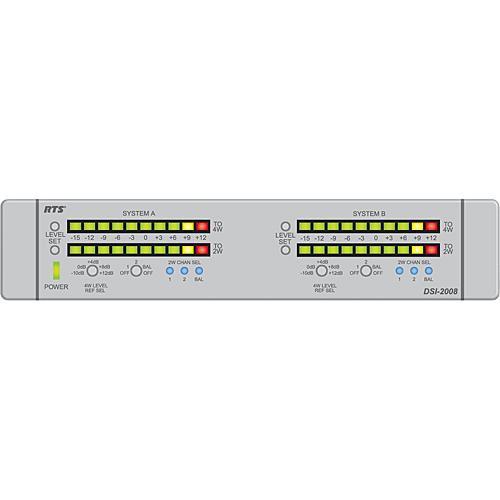 Telex DSI-2008 Digital System Interface/System-to-Stem Adapter
