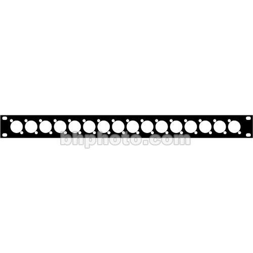 "Telex 90027428000 19"" Rackmount Blank Panel"