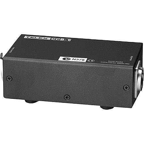 Telex CCB-1 - Balanced to Unbalanced  Interface