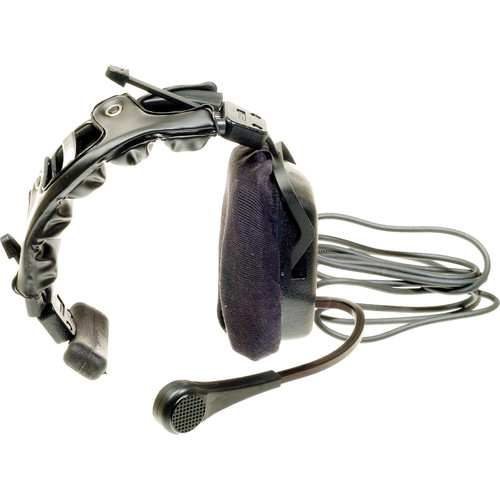 Telex PH-1R Single Side Headset with Full Cushion for RTS Series