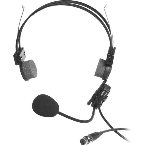 Telex PH-21 Unidirectional Headworn Electret Condenser Microphone