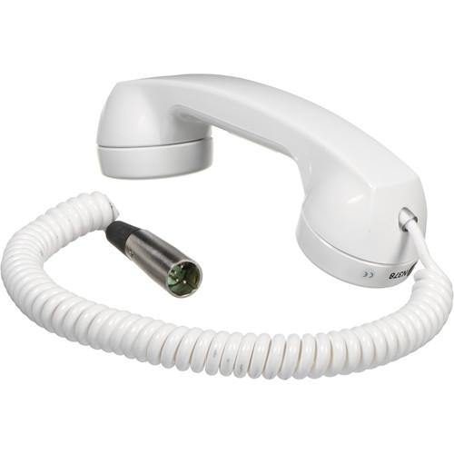 Telex HS-6A Telephone-Style Intercom Handset (Black)