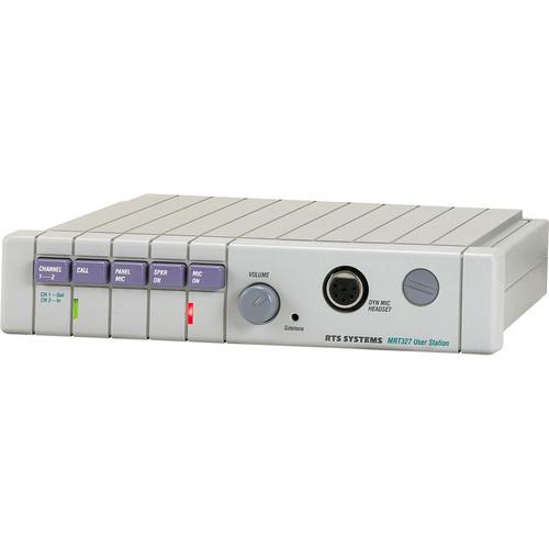 Telex MRT-327 2-Channel User Station (A4F)