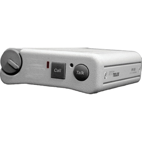 Telex BP-319 Single-Channel Portable Beltpack (A4F, Grey)