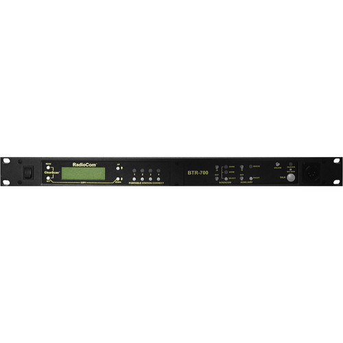 Telex BTR-700 Single Channe Synthesized Wireless Intercom Base Station