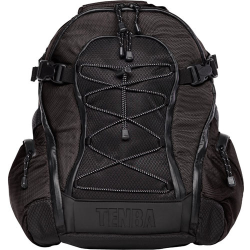 Tenba Shootout Backpack, Small (Black)
