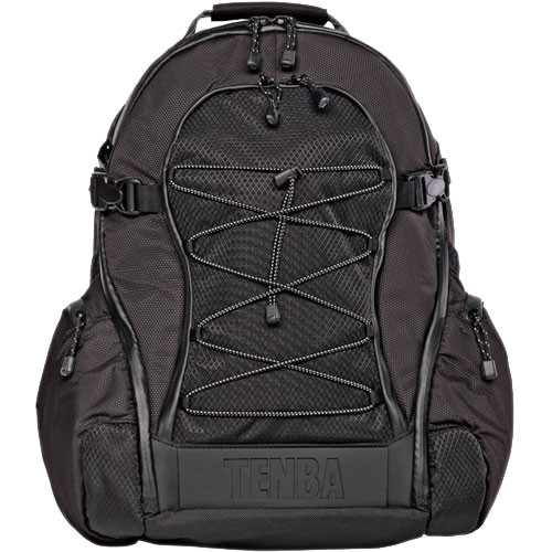 Tenba Shootout Backpack, Medium (Black)