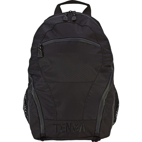 Tenba Shootout Ultralight Backpack (Black with Black Trim)