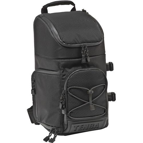 Tenba Shootout Sling Bag, Medium (Black)