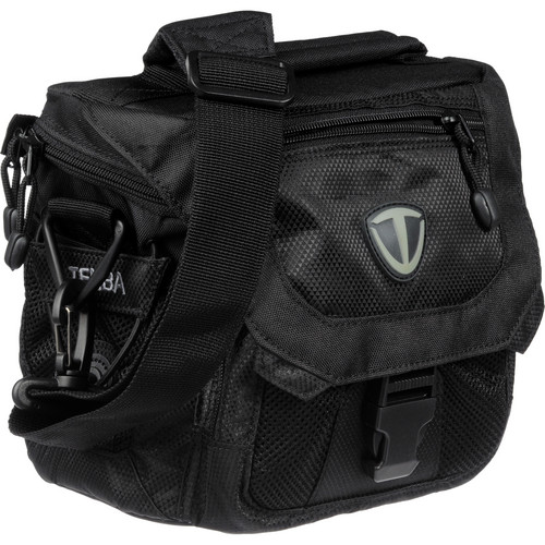 Tenba Vector: 1 Shoulder Bag (Carbon Black)
