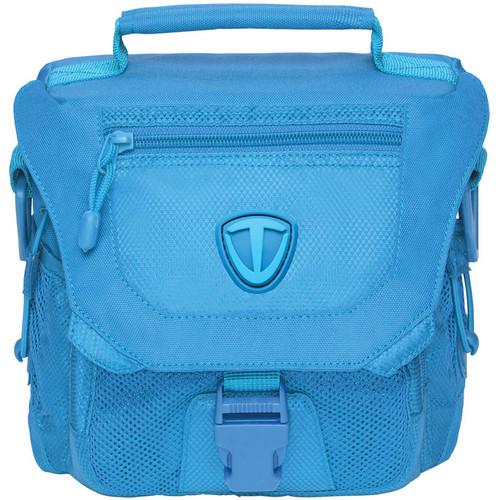 Tenba Vector: 1 Shoulder Bag (Oxygen Blue)